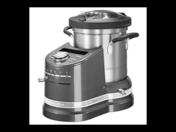 Robot Cuiseur Kitchenaid Cook Processor Gris Etain