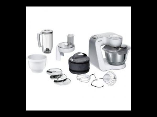 Bosch robot de cuisine compacte 1000w mum58234 momix for Robot de cuisine bosch mum5