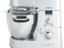 Kenwood Cooking Chef KM082 Robot Cuiseur 1500 Watts Argent