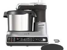 Kenwood kCook Multi Smart CCL455SI Robot cuiseur connecté