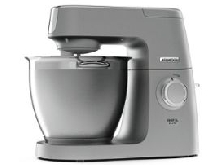 Kenwood Chef XL Elite KVL6300S - Robot pâtissier - 1400 Watt - gris clair