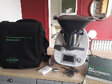 Thermomix TM5 connecté +Cook key