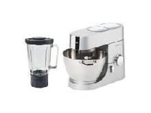 Kenwood KM001 - Robot multi-fonctions - 1000 Watt - inox satiné