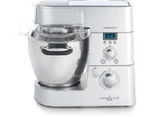 Kenwood Cooking Chef KM094 - Robot multi-fonctions - 1500 Watt - argenté(e)