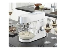 Kenwood Chef Titanium KMC015 - Robot multi-fonctions - 1400 Watt - blanc brillant
