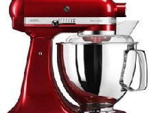 KitchenAid Artisan 5KSM175PSECA - Robot pâtissier - 300 Watt - apple love
