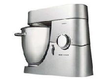 Kenwood Major Titanium KM020 - Robot multi-fonctions - 1500 Watt - argenté(e)