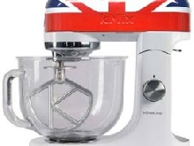 Kenwood Kmix Union Jack Robot patissier