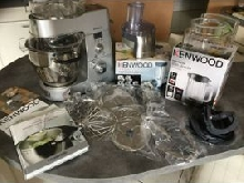 Kenwood Cooking Chef km070 series
