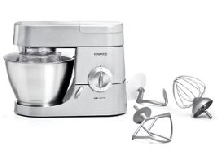 Kenwood KMC560 Chef - Robot multi-fonctions - 1000 Watt - inox satiné