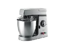 Kenwood PM900 - Robot multi-fonctions - 800 Watt - aluminium
