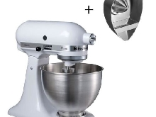 PACK : KITCHENAID BUNKITWHJE Robot pâtissier + Presse-agrumes offert