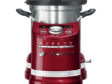 Robot cuiseur KITCHENAID COOK PROCESSOR Artisan rouge comme NEUF