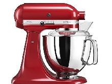 ROBOT PETRIN 5KSM125PSEER ROUGE EMPIRE KITCHEN AID 5KSM