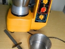 VINTAGE ROBOT VORWERK THERMOMIX  3000-1 ORANGE 3000