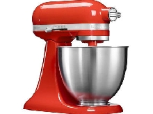 KITCHENAID Mini Artisan 5KSM3311XEHT Robot Pâtissier 3,3L  - Rouge Piment