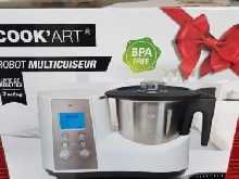 Robot Multicuiseur Cuisio Pro NEUF (Comme Thermomix )