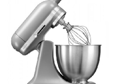 KitchenAid Mini Food Processor (Grey, Stainless Steel, 50/60 Hz)