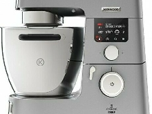 Kenwood KCC9060S Cooking Chef Gourmet Robot de Cuisine, 1500 W, Induction 20-180