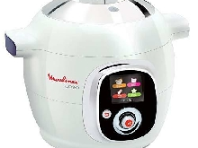 Moulinex CE704110 Multicuiseur Intelligent Cookeo 6L 7 Modes de Cuisson 100 R...