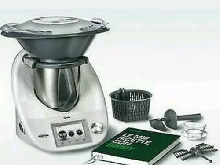 VORWERK THERMOMIX BIMBY TM5 TM 5 + ACCESSORI + COOK KEY