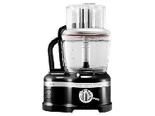 Kitchenaid 5KFP1644EOB 5KFP1644 Robot, 650 W, 4 liters, Schwarz, Transparent