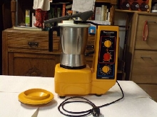 VORWERK THERMOMIX  TM3000 ORANGE vintage   CHAUFFANT