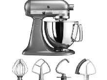 KITCHENAID ARTISAN 5KSM125ECU Robot patissier + Batteur plat