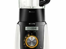 Philips Avance Collection HR2098/30 Blender Blanc 2L 990 W ? Mixeur (acier in...
