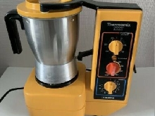 .ROBOT THERMOMIX 2000 ORANGE VORVEK EN TBE VINTAGE