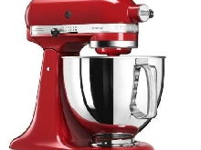 KITCHENAID 5KSM125EER Robot patissier multifonction - 300W - 4.8 L - Rouge Empir