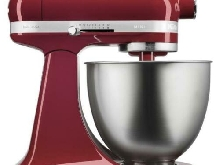 KITCHENAID 5KSM3311XEER Mini Robot patissier 3.3L - Rouge empire