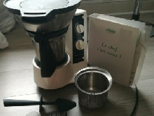 THERMOMIX TM21 VAROMA +accessoires +recettes