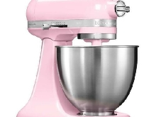 KITCHENAID 5KSM3311XEGU Mini Robot patissier 3.3L - Rose dragee