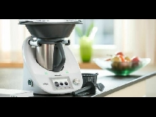 Thermomix TM5 Vorwerk Connecté Cook Key en Excellent état