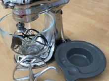 robot kitchenaid artisan Chromé