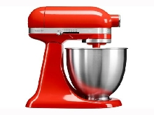 Mini Robot Pâtissier Kitchenaid 5KSM3311XEHT au Coloris Rouge Piment