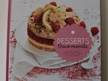 livre THERMOMIX  Desserts Gourmands