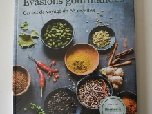 livre THERMOMIX  - EVASIONS GOURMANDES