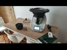 Thermomix TM5 Vorwerk avec cook-key