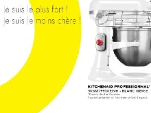 PROMO KitchenAid Professionnal 6,9L ? Vendeur France ??
