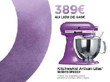 VENTE FRANCE ?? | KitchenAid Artisan 5KSM150PSEGP