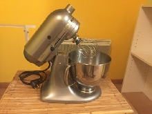 Kitchenaid Artisan Chrome 5KSM150