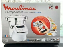 moulinex companion xl Connecté
