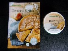 Clé THERMOMIX, DESSERTS FACILES édition TM5