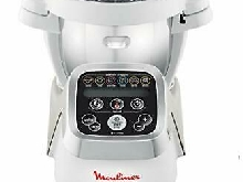 Moulinex HF802AA1 Robot Cuiseur Multifonction Companion ? 6 programmes automa...