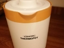 Thermopot collector vorwerk année 80, vintage,  Thermomix tm2000