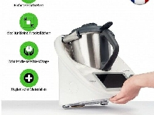 TheComfyLife Plaque coulissante Thermomix V2 pour TM5 & TM6