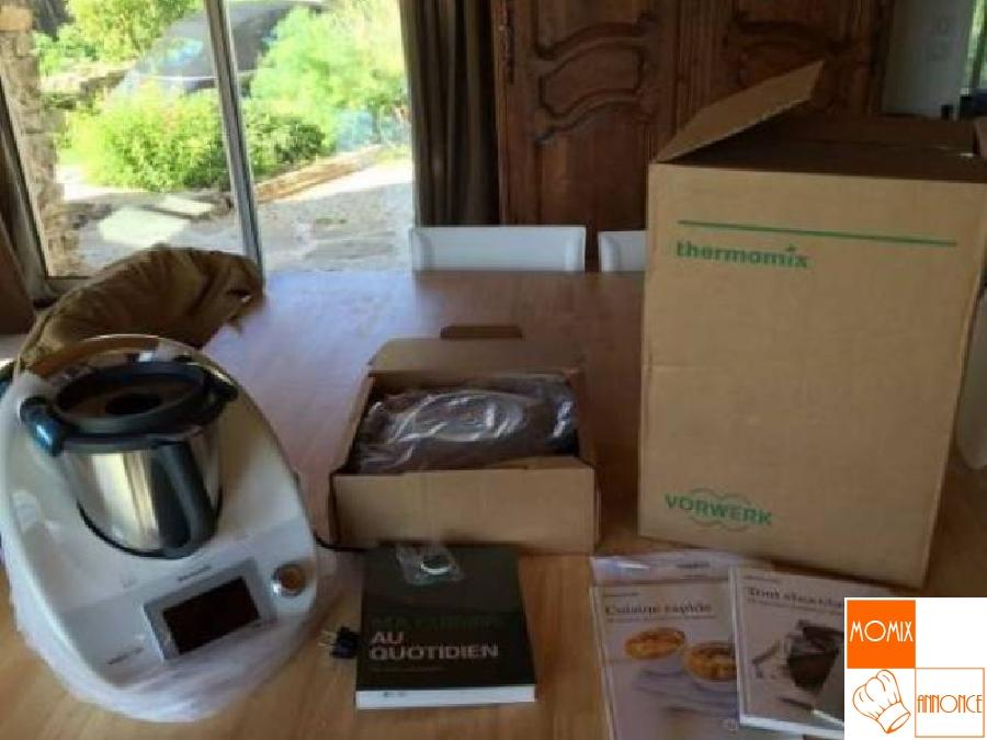 Thermomix vorwerk prix neuf excellent a vendre thermomix for Robot cuisine vorwerk prix