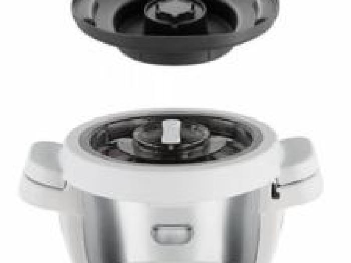 ac4025adfe8498 Moulinex i-companion - Robot de cuisine connecté HF902110 capacité 6 ...